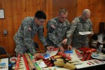 Soldiers helping former Soldiers in the spirit of the season
