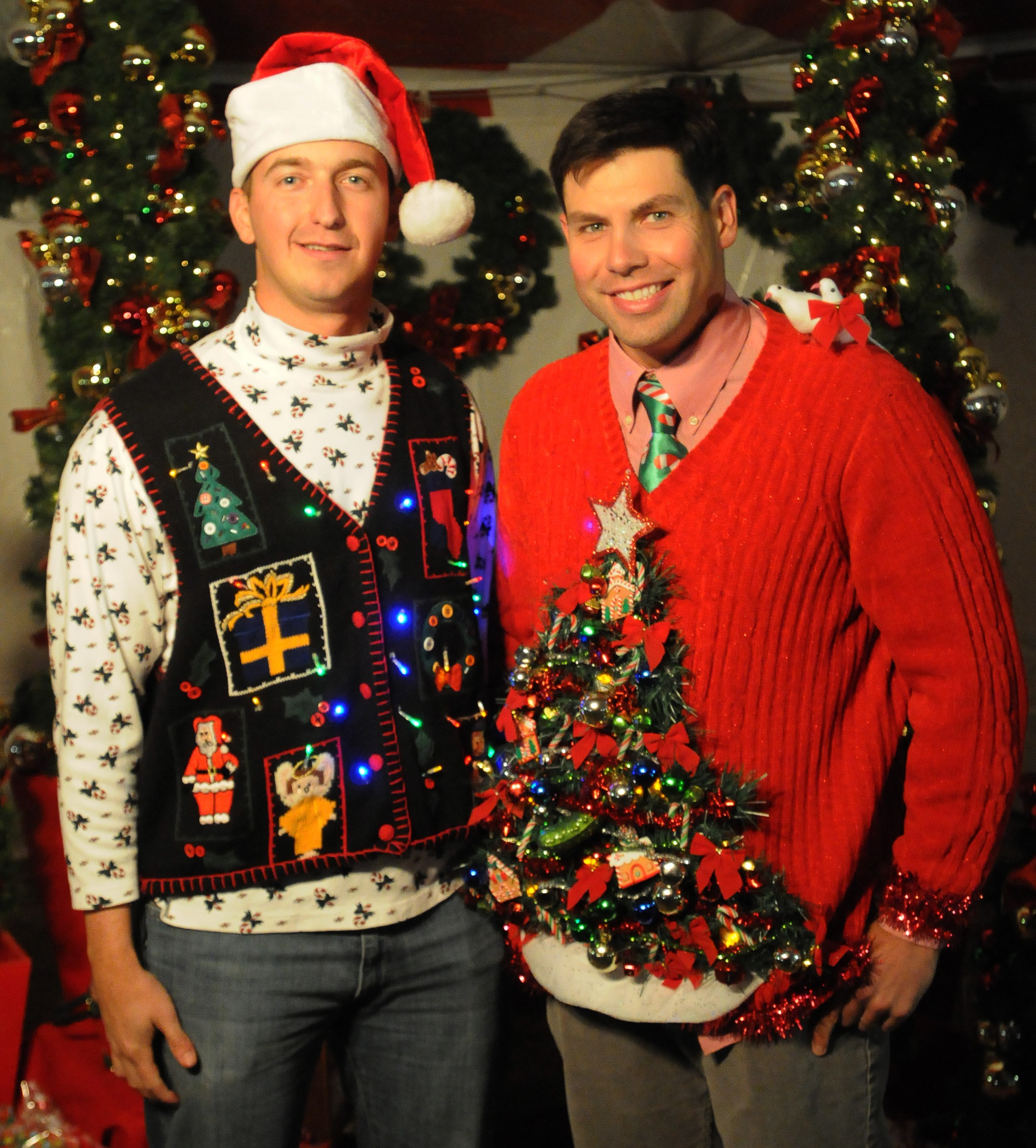 Mustangs\' host Christmas party, build family morale   Article   The ...