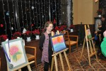 Boys and Girls showcase their talent at art exhibition