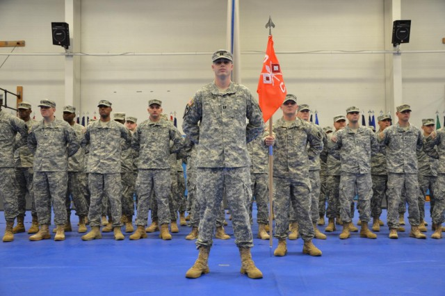 63rd Expeditionary Signal Battalion Deploys