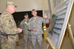 401st AFSB briefs incoming JSC-A commander