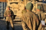 1-503 holds pre-Ranger course while deployed in Ghazni province
