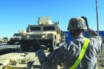 Vehicle swap mission saves Army money