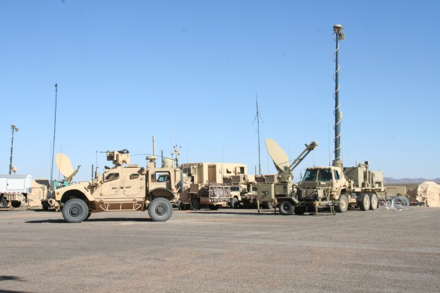 'On-the-move' network is commander's eyes, ears at Network Integration Evaluations