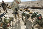 ANA successfully graduate combat engineer course