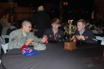 Soldiers mentor All-American players