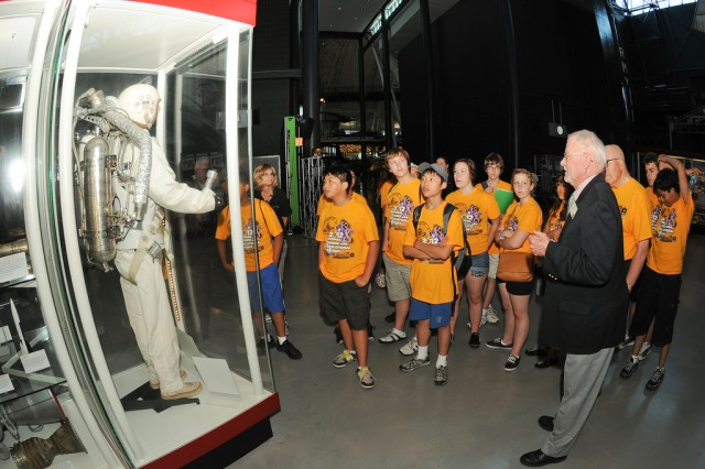 eCYBERMISSION program registers strong year in STEM outreach
