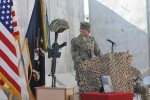 Fallen combat engineer remembered by CTF 4-2