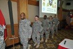 2nd Infantry Division Commander recognizes 210th Fires Brigade Soldiers