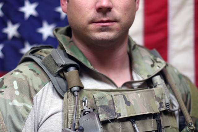 Sgt. 1st Class Kristoffer Domeij, Joint Terminal Attack Controller, 2nd Battalion, 75th Ranger Regiment. Domeij was killed in action Oct. 22, 2011 during combat operations in Kandahar province, Afghanistan.