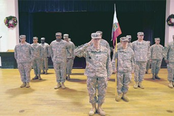 Headquarters Company, Army Cyber Command Conducts 1st ...