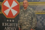 Odierno visits frontline troops in South Korea