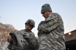 Odierno meets frontline Soldiers in South Korea