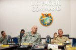 Meeting with PACOM Commander