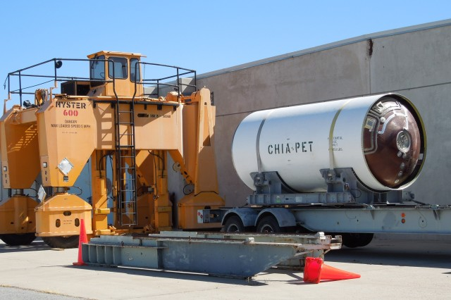 Tooele Army Depot to Store Rocket Motors for Missile Defense Agency