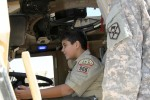 Boy Scouts visit US soldiers in Kuwait