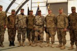 Joint Border Coordination Center responsibility transfers from 27th IBCT to 208th Army Liaison Team