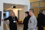 Top Army environment official visits Fort Huachuca, tours net-zero school