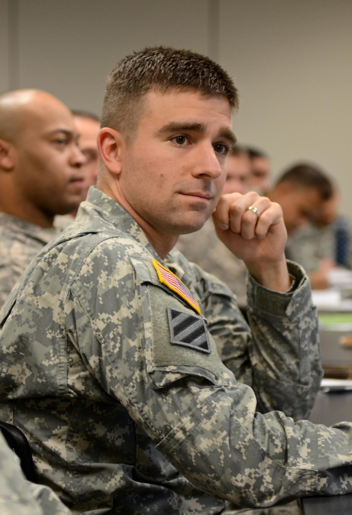 role of a military officer essay