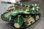 Italian Semovente M90/35 90mm self-propelled gun
