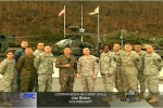 South Korea-based troops take part in inaugural ball