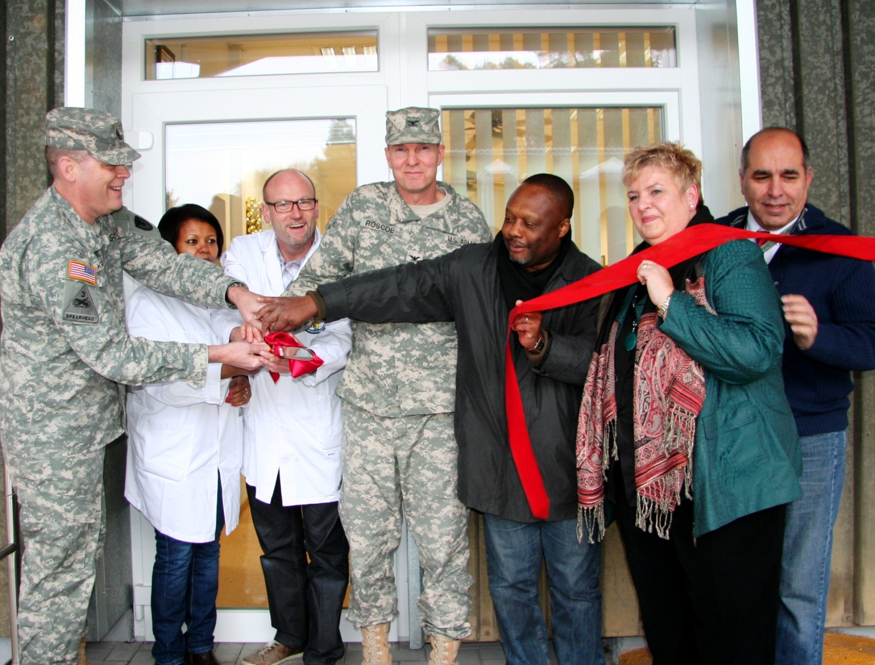 405th Afsb Hosts Grand Opening Of Army Oil Analysis