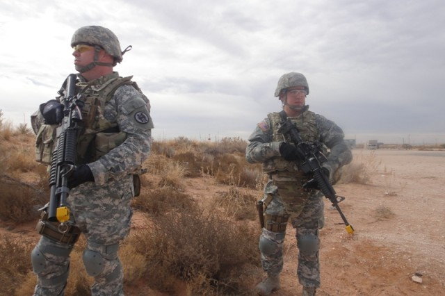 Maryland, California Reserve units learn C-IED fundamentals