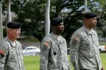 516th Signal Brigade Change of Responsibility