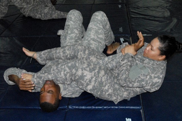 combatives safety