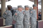 BAMC Change of Command and Responsibility