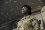 NCO inductee, from Nigeria to Bagram