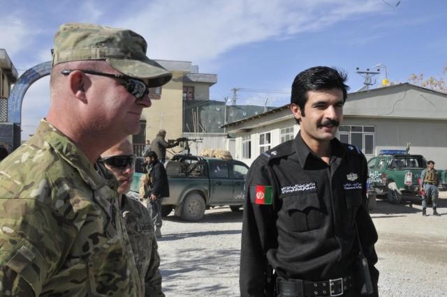 Hawaii Guard assistance team mentors, trains Afghan Uniformed ...