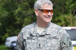 Corps Deputy Commanding General visits south Florida project sites