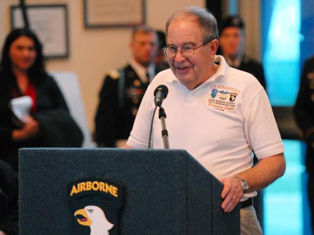 Former Army Capt. Jim Waybright