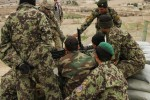 Rakkasans assist Afghan army with inspections and training