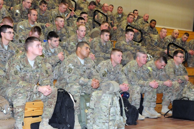 Soldiers from the Big Apple complete mission in Afghanistan