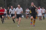 Fort Rucker rugby combines with Panama City Hurricanes
