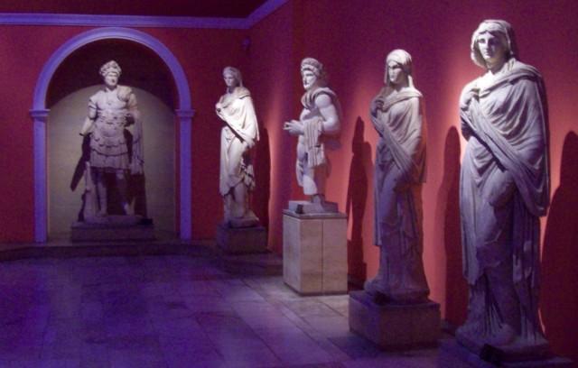 Hall of the Gods