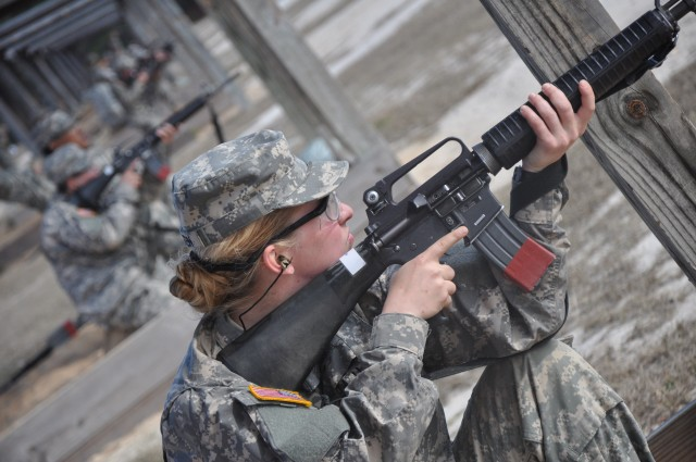 Army must complete analysis before opening jobs to women