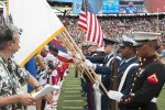 The NFL Honors Servicemembers at Pro Bowl 2013 XLVII