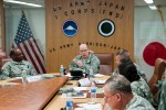 Human Resources Command visits Japan