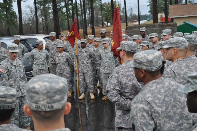 Army Reserve soldiers from Maryland and Delaware train and mobilize for deployment