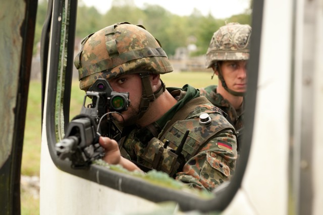 Camp Attebury JMTC marks ten years of Soldier training, mobilization