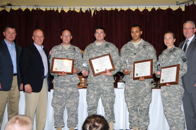 AAAA honors Soldiers
