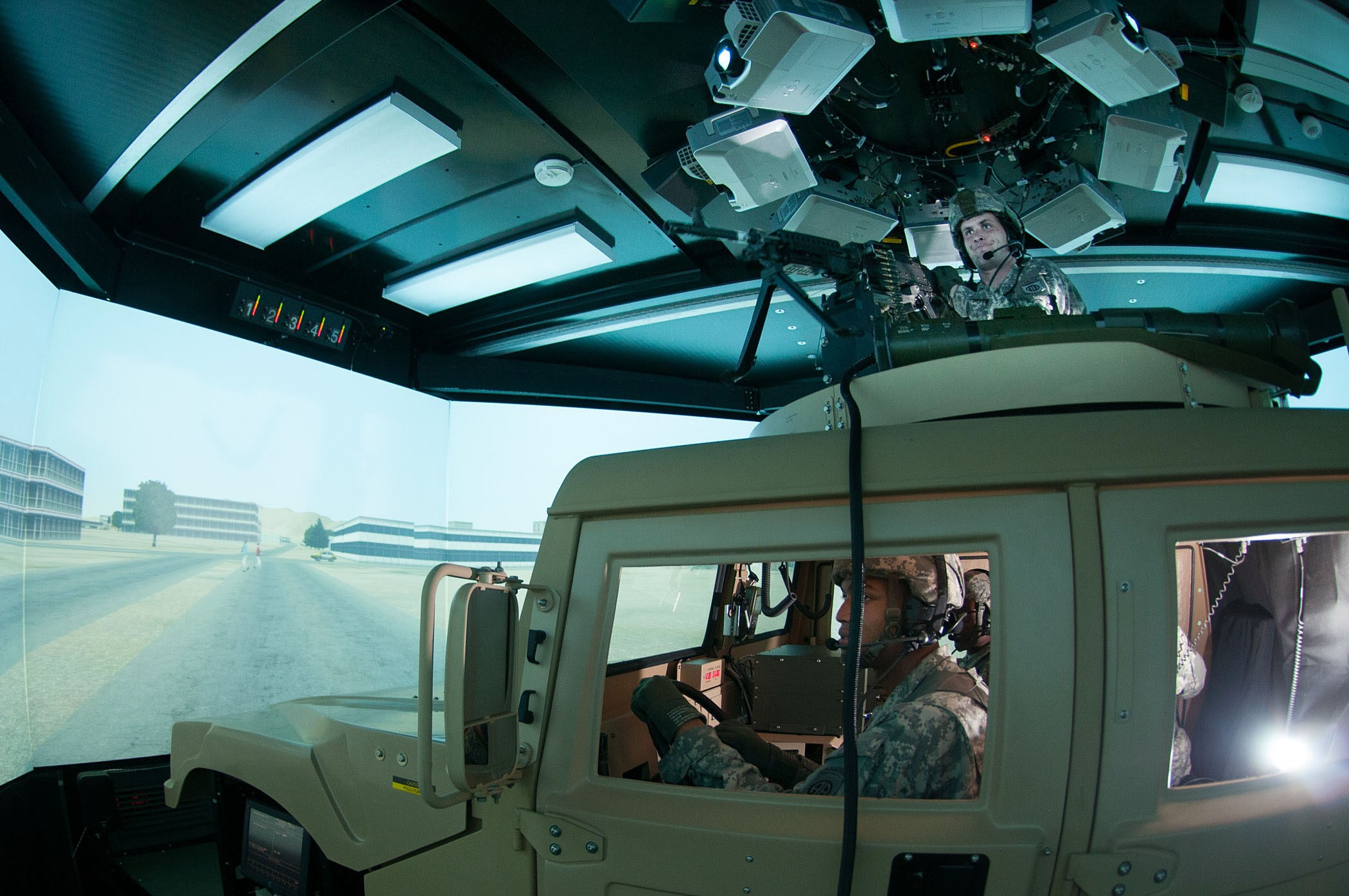 virtual simulation in military training essay Advantages & disadvantages of virtual reality  training and education virtual reality  from commercial aviation to military hardware, virtual reality caves.