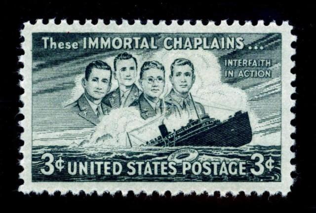 Chaplain Corps History: The Four Chaplains