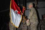 Triple Nickel uncases colors, takes over engineer mission in Afghanistan