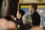 President awards Medal of Honor to hero of COP Keating