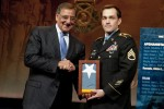 Romesha inducted into Pentagon 'Hall of Heroes'