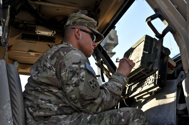Army upgrades blue force tracking in Afghanistan to prepare for new network
